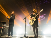 Stars live in Montreal, from their co-headlining show with Hey Rosetta!