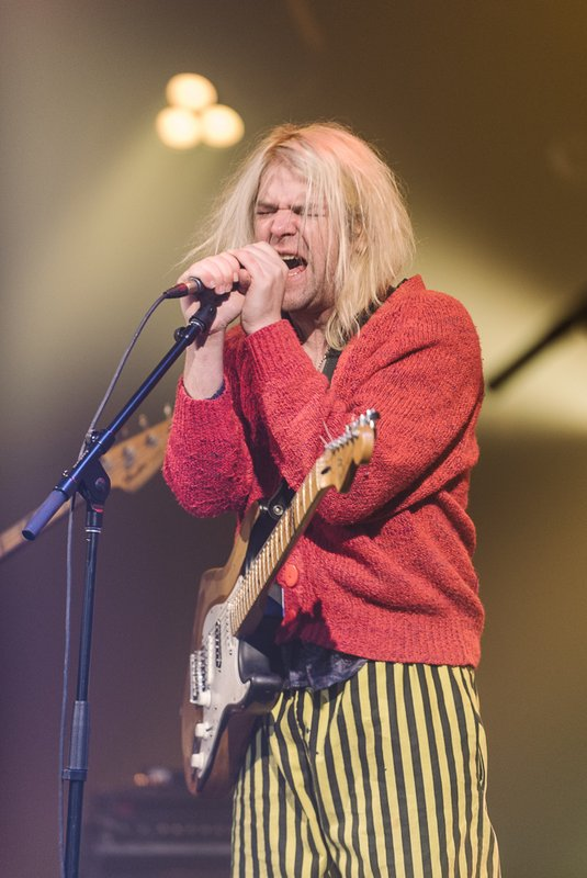 Ariel Pink live in Montreal 2015 on the Pom Pom tour.