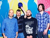 Torche 2015 press photo, Relapse Records.