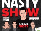The Nasty Show at Just for Laughs with Mike Ward full lineup.