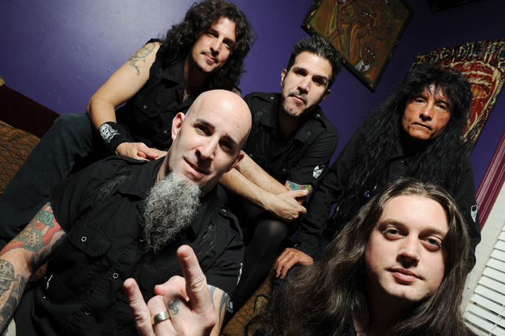 Anthrax 2015 Press Photo