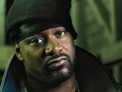 Ghostface Killah press photo.