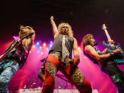 Steel Panther live photo 2015