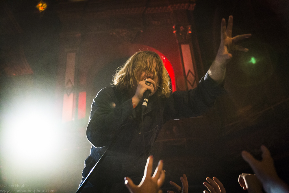 Jason Hughes - Ty Segall Montreal March 2016 Live-6