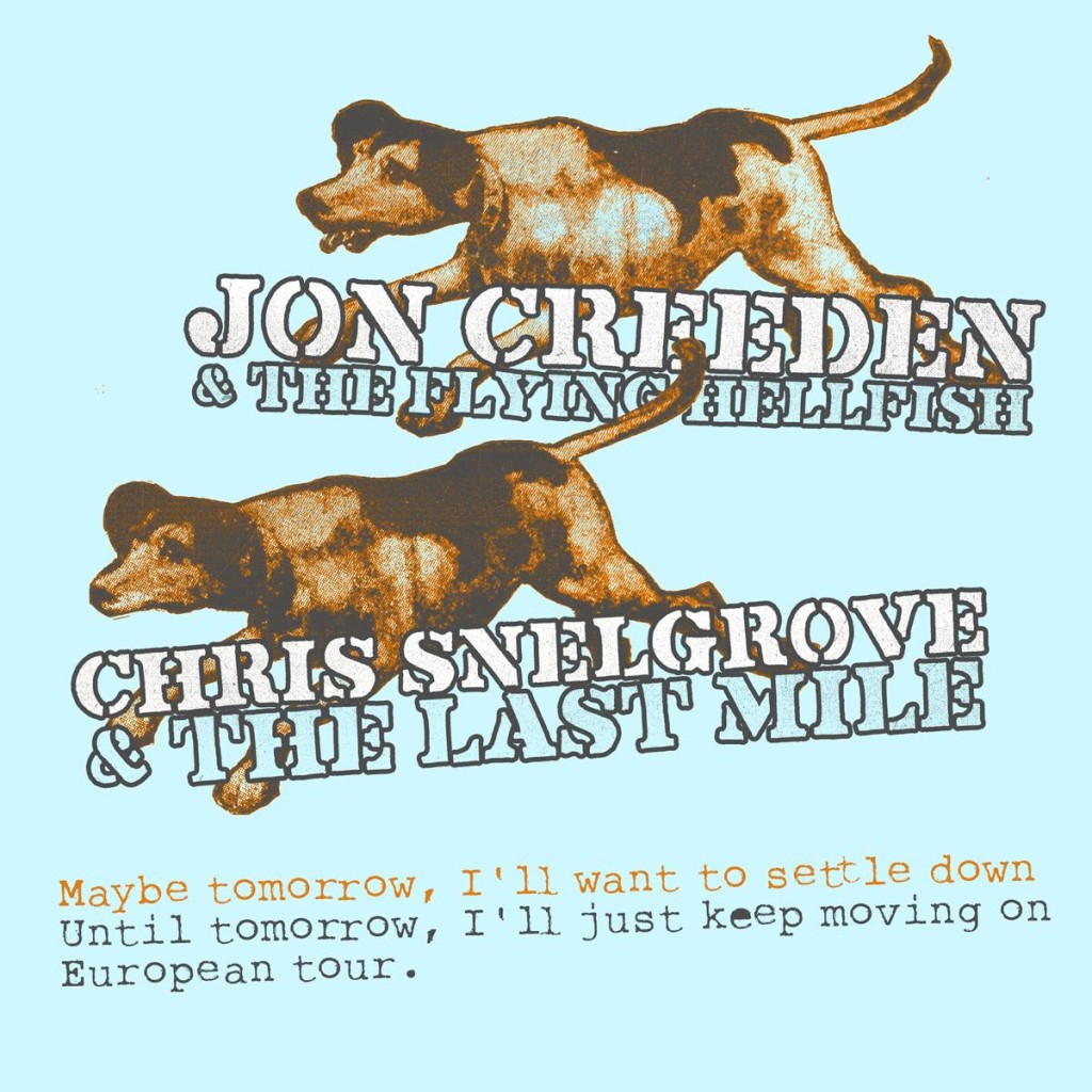 Jon Creeden / Christ Snelgrove European Tour 2016