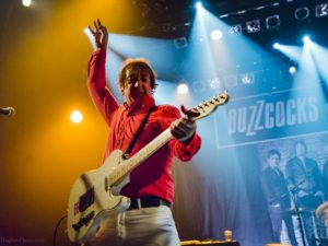 Photo Gallery: Buzzcocks, Residuels and The Sick Things at Corona Theatre, September 26, 2016