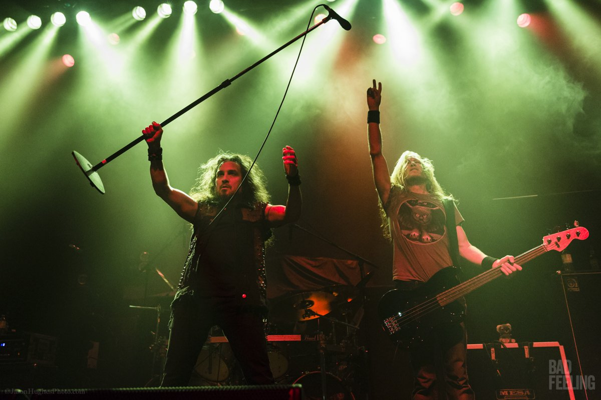 Live review slayer and anthrax decimated montreal s metropolis