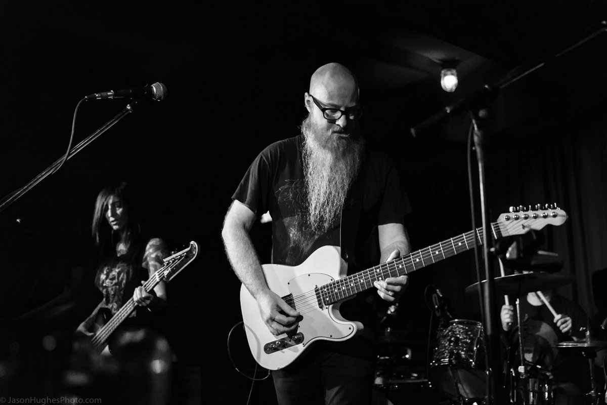 USA Out of Vietnam live at Turbo Times Fest at Turbo Haus, October 14, 2016 (photo by Jason Hughes)