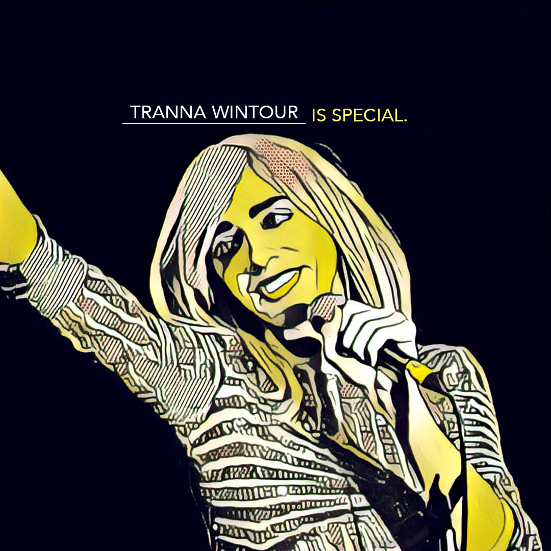 Contest! Win tickets to see Tranna Wintour's live Brunch Club taping on October 12