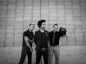 Green Day and Against Me! plating the Bell Centre in March 1