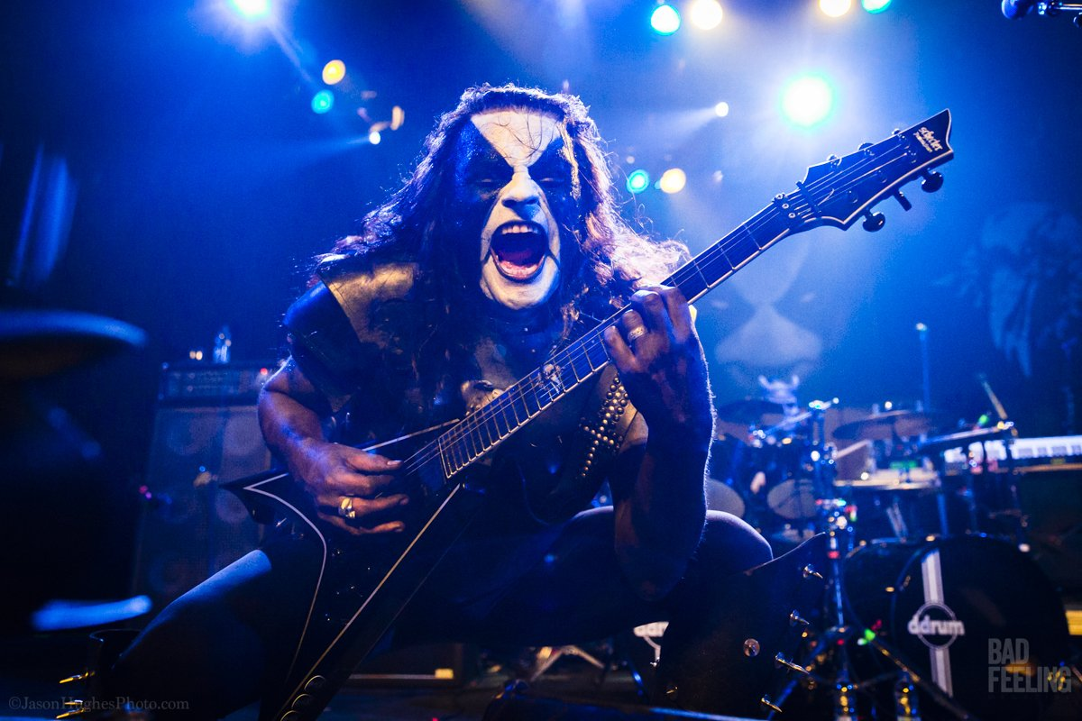 Photo Gallery: Children of Bodom and Abbath live at Corona Theatre, November 24, 2016