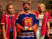 Kevin Smith and Harley Quinn Smith on Yoga Hosers, critics