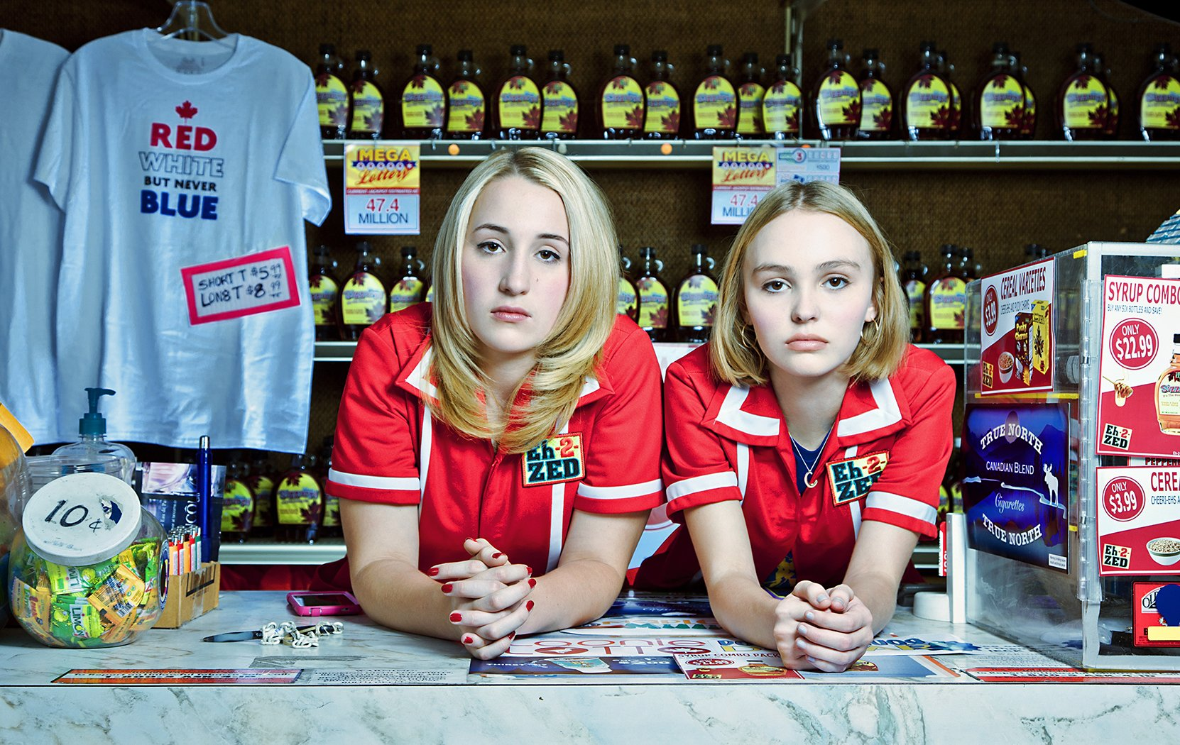 Kevin Smith and Harley Quinn Smith on Yoga Hosers, critics, and hanging with the Depps 1