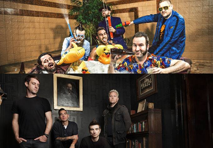 Contest! Win tickets to see Reel Big Fish + Anti-Flag in Montreal