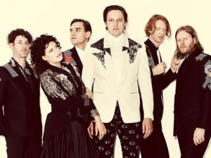 Arcade Fire are playing Metropolis in March for Kanaval Kanpe