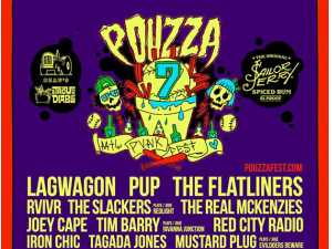 The Pouzza Fest 2017 lineup is here (Lagwagon, Pup)