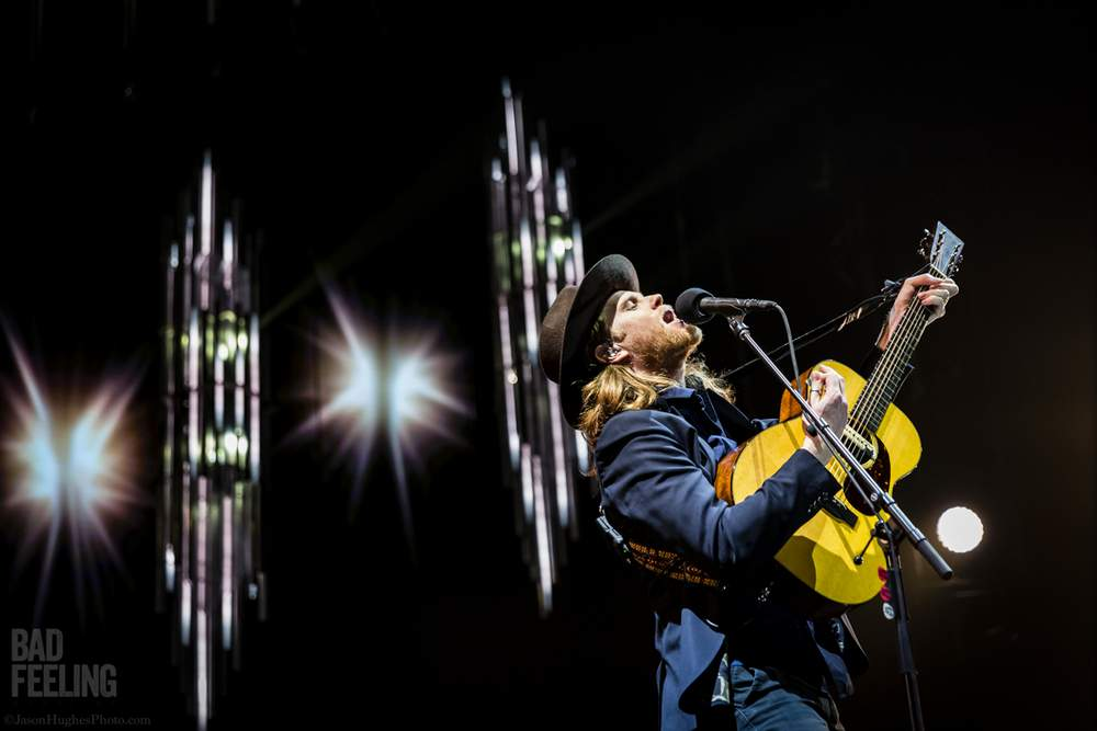 Photos: The Lumineers Montreal Bell Centre evenko March 18 2017 Cleopatra tour live review photos