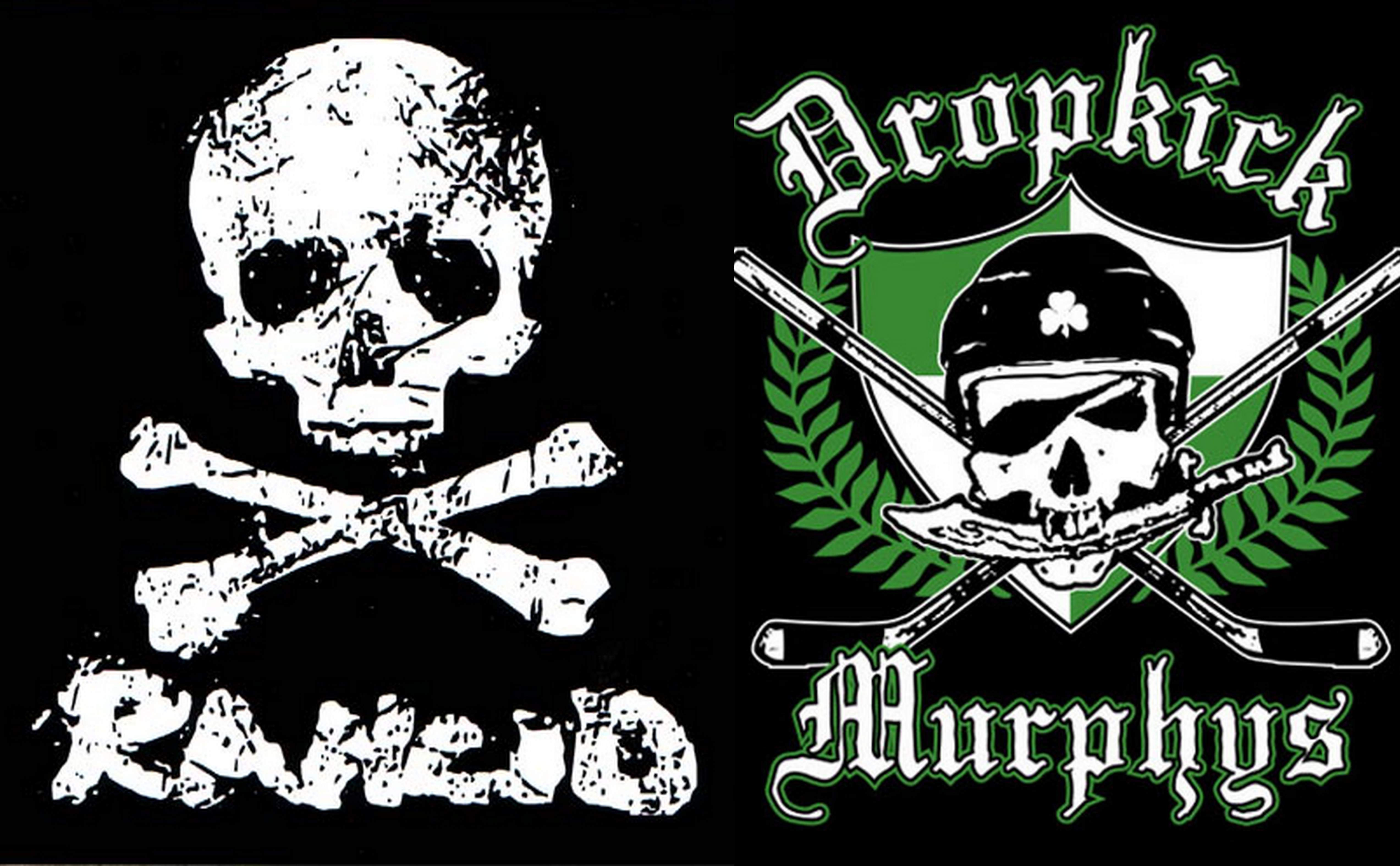Rancid and Dropkick Murphys touring together this summer (Montreal on July XX)