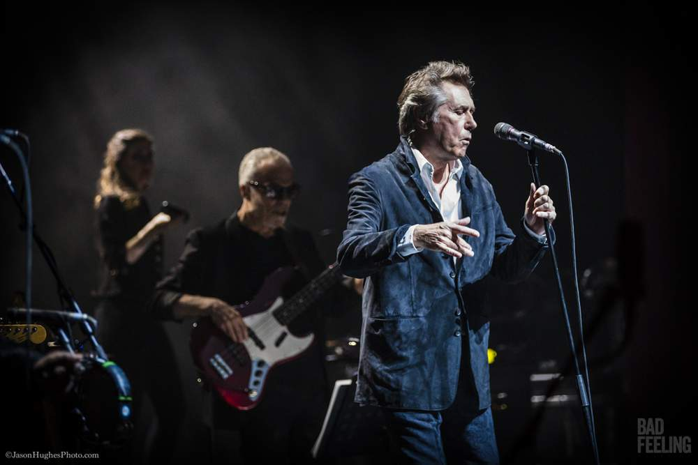 Photos: Roxy Music's Bryan Ferry live at Theatre St. Denis - April 3, 2017 1