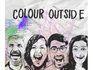 Preview: Colour Outside The Lines brings improv and multicultural perspectives together on Thursday