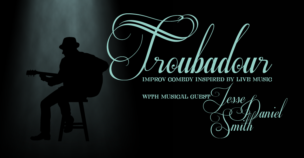 The Troubadour Sings From Their Heart launching comedy scenes this Friday at the Montreal Improv Theatre