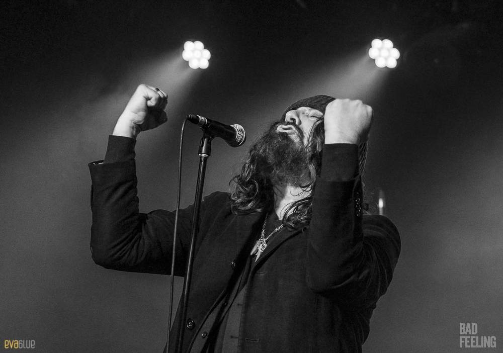 Lee Harvey Osmond Tour