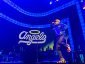 Photos: Chance the Rapper blessing the Bell Centre