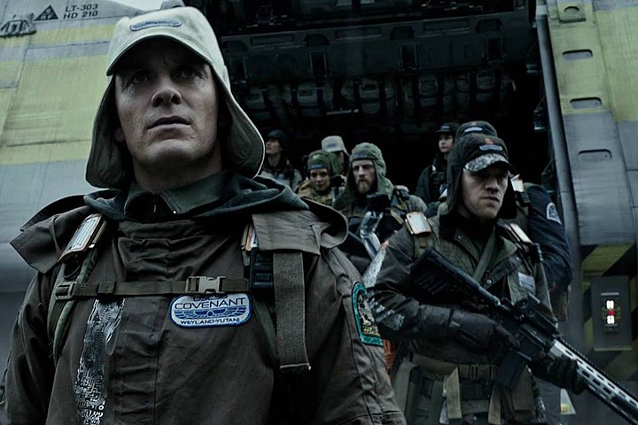 Alien : Covenant is pure garbage 1