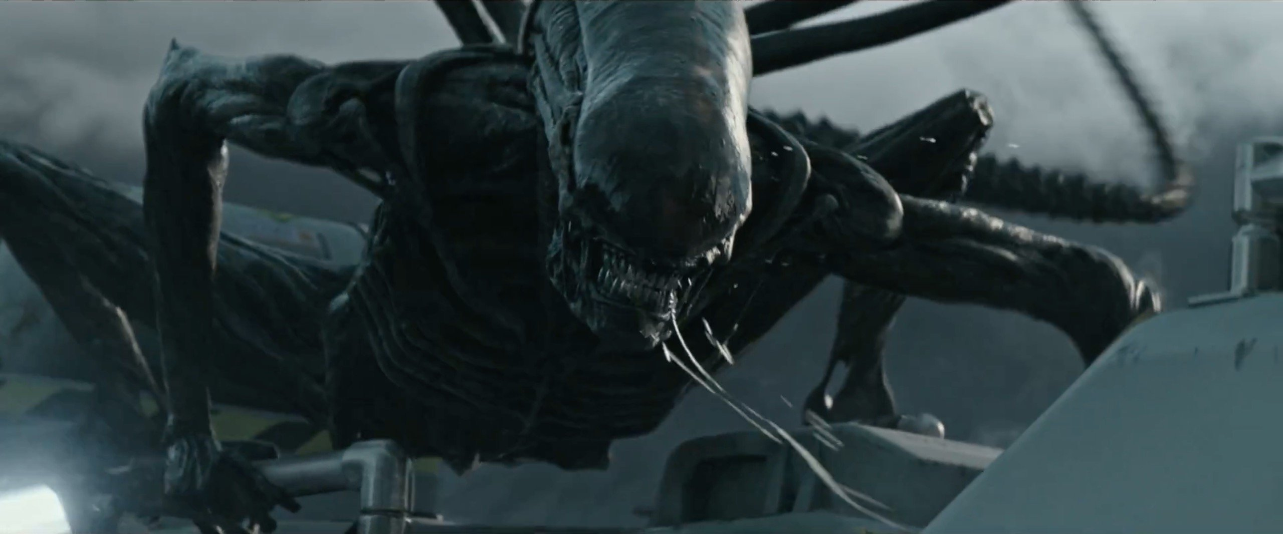 Alien : Covenant is pure garbage