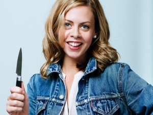 Full-Time goof: Kirsten Rasmussen joins Montreal Sketchfest for solo show this Thursday at Theatre Sainte-Catherine