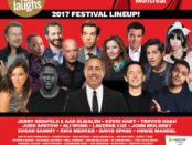 Just for Laughs reveals 2017 lineup (Seinfeld, Kevin Hart, Trevor Noah, Ali Wong, David Spade and dozens more)