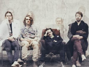 Half Moon Run playing a free outdoor Montreal show June 28 with Franklin Electric and many more 1