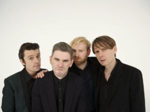 Win a pair of tickets to see Franz Ferdinand at Metropolis on June 3, 2017 1