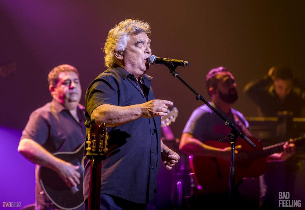 The Gipsy Kings live at Montreal International Jazz Festival. Photo by Eva Blue.
