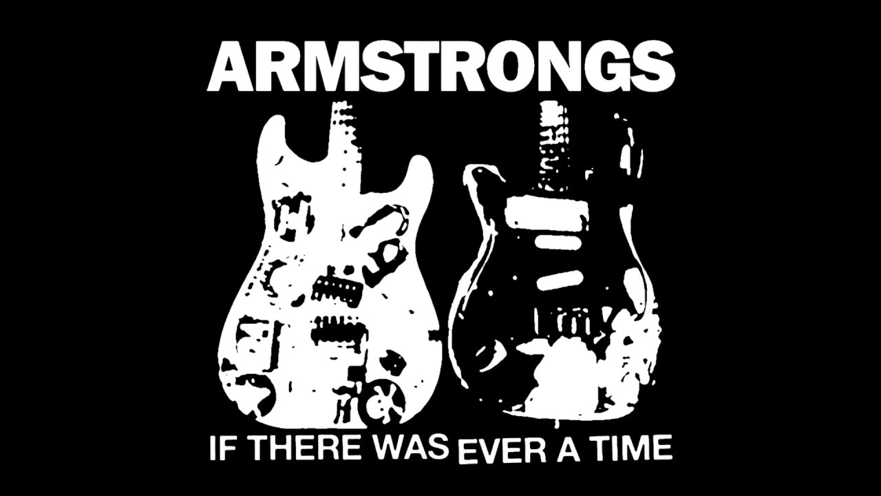 Green Day's Billie Armstrong and Rancid's Tim Armstrong finally join forces as The Armstrongs