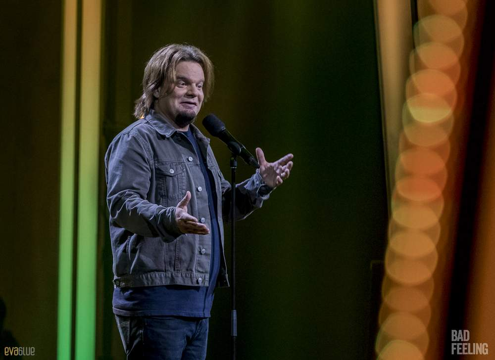 Just for Laughs review - Sugar Sammy's International Gala 44