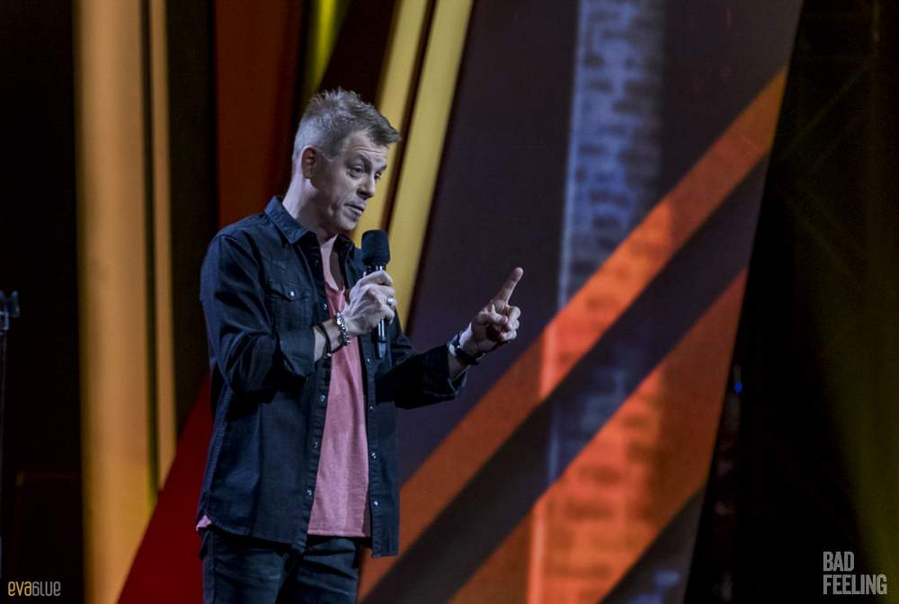 Just for Laughs review - Sugar Sammy's International Gala 49