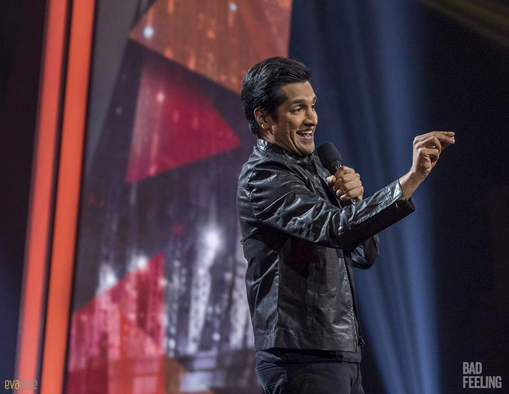Just for Laughs review - Sugar Sammy's International Gala 51