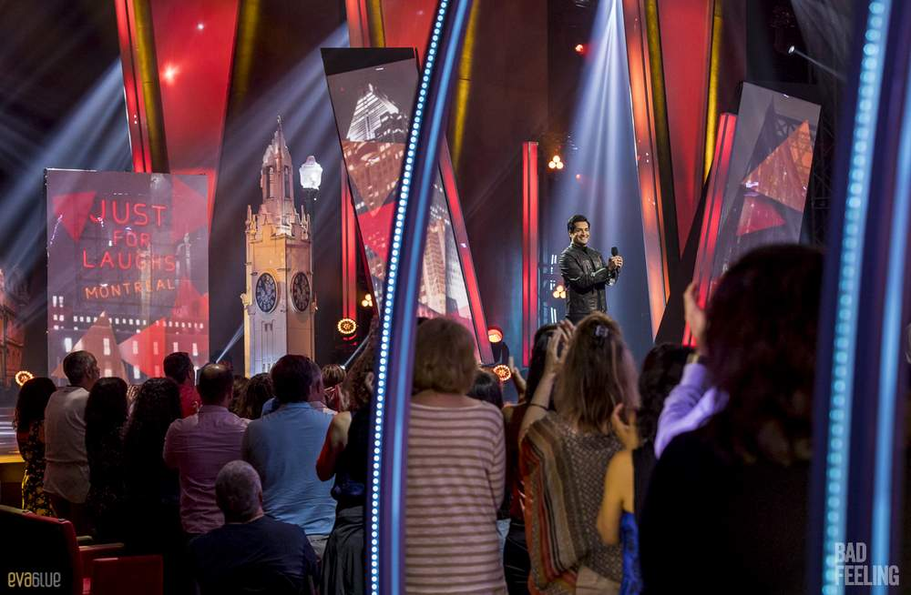 Just for Laughs review - Sugar Sammy's International Gala 54