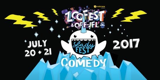 OFF-JFL homegrown spotlight: Ladyfest & Hot Raw Fire