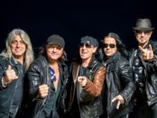 Win tickets to see Scorpions and Megadeth in Laval September 19
