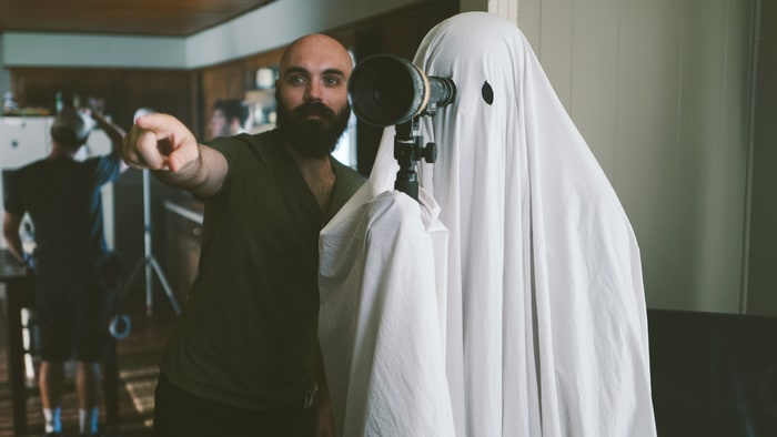 A Ghost Story Director David Lowery Interview Casey Affleck Rooney Mara Spoilers Stream Download