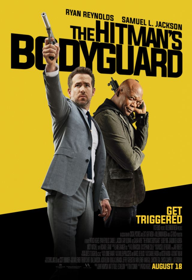 Win tickets to the premiere of The Hitman's Bodyguard (Montreal & Toronto) 2