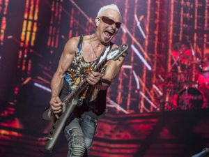Scorpions and Megadeth threw a killer opening party for Laval's Place Bell arena