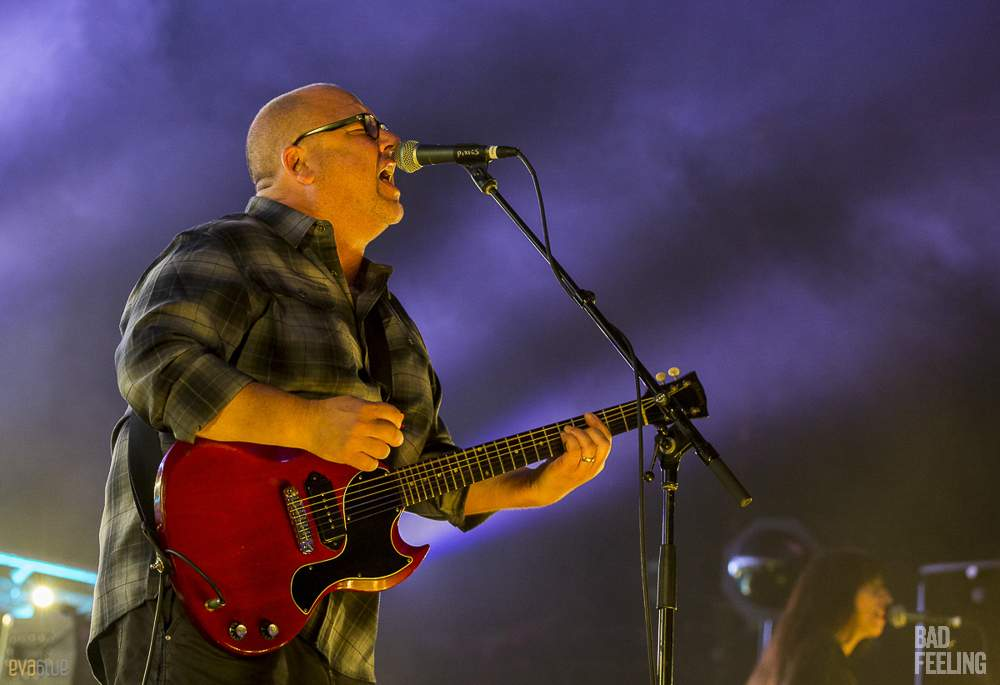 The Pixies roared back to Montreal with a massive