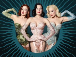 """Win tickets to see Dita Von Teese perform """"The Art of the Teese"""" in Montreal on September 10 1"""
