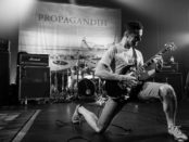 Propagandhi brought their Victory Lap tour to a sold-out Club Soda (photos)