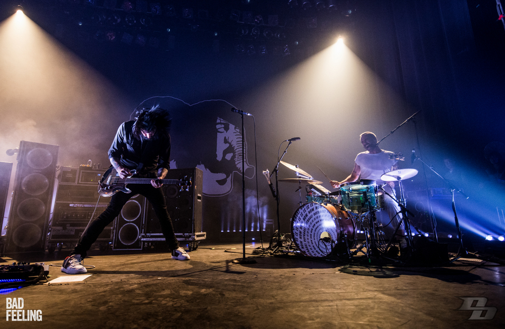 Death From Above hit Corona Theatre with Beaches and American Devices (photos) 1
