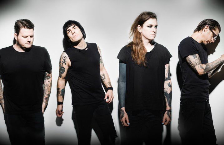 Win tickets to see Against Me! in Montreal on October 7 1