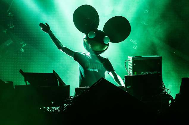Win tickets to see Deadmau5 at the Bell Centre October 13